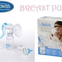 DR BROWNS BREAST PUMP