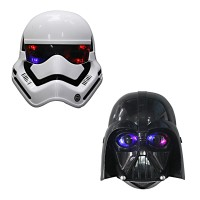 Mainan Topeng Star War Wars Starwars Darth Vader / Storm Trooper Mask