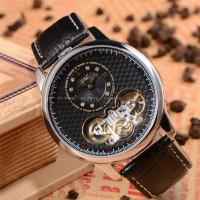 Jaragar Mechanical Tourbillon Skeleton Watch
