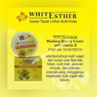 White Esther Washing Cream