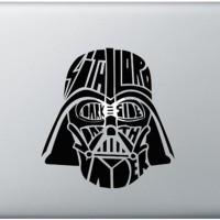 harga 024 Macbook Decal Sticker Vinyl Aksesoris Laptop Darth Vader Tokopedia.com