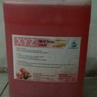 XYZ Hand Liquid Soap (Sabun Cuci Tangan)