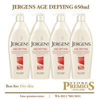 JERGENS Age Defying Multi-Vitamin Moisturizer 650ml