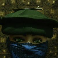 Songkok Peci Arab Muslim Kopiah Khas Afghanistan Haji