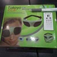 Tokyo Eye Massager/ Kacamata Terapi Pijat Mata/ Kacamata Terapi Murah