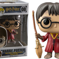 Funko POP! Harry Potter - Harry Potter Quidditch