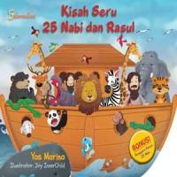 #Kisah Seru 25 Nabi Dan Rasul #Buku Anak Muslim #Buku Parenting