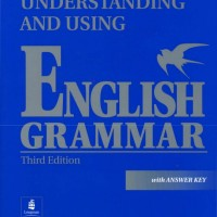 Understanding and Using English Grammar 3rd Edition with Answer Key