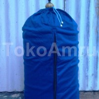 Harga krodong sangkar besi lovebird bulat kapsul bahan kain | Hargalu.com