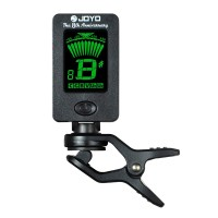 Tuner Guitar JOYO JT-01 Clip-on Tuning for Gitar, Bass, ukulele
