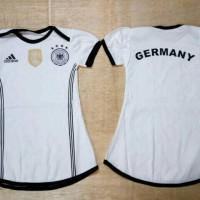 Baby Dress / Baju Bola Bayi Cewek Jerman Home EURO 2016