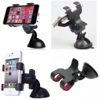 CAR UNIVERSAL HOLDER HP SMARTPHONE MOBIL IPHONE SAMSUNG SONY GPS MURAH
