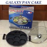 Galaxi Pancake / Loyang Martabak Mini / Kue Lumpur
