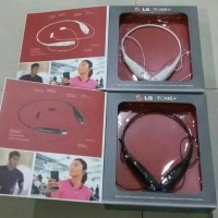 HEADSET BLUETOOTH WIRELESS LG TONE LGTONE