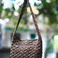 harga Tas Selempang Bali Kecil Rajut Handmade Crochet | Tas Rajut Bali Tokopedia.com