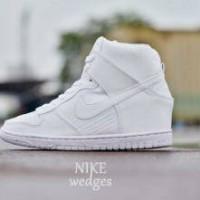 Nike Wedges Full White (36 - 40)