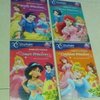 Koleksi Cerita Dwibahasa : Seri Para Putri