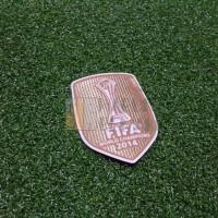 FIFA CLUB WORLD CUP CHAMPIONS BADGE 2014 (REAL MADRID)