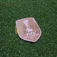 FIFA CLUB WORLD CUP CHAMPIONS BADGE 2011 (BARCELONA)