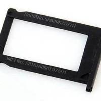 iPhone 3G / 3GS - Sim Card Tray Holder BLACK (Original Copotan)