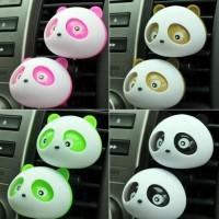 Jual Parfum Mobil Lucu Karakter Panda Harumya Wahh Murah