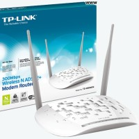 TP LINK TD-W8961N wireless ADSL + Modem Router
