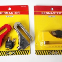 Disc Lock / Kunci Ganda / Pengaman Kendaraan - Kenmaster