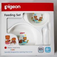 Feeding Set Little Coro Mini Pigeon - Pigeon D-327