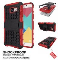 harga Samsung Galaxy A3 2016 Rugged Shockproof Armor Hybrid Hard & Soft Case Tokopedia.com