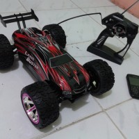 Mobil RC Off Road Land Buster skala 1:12 4wd