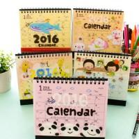 Jual Kalender Meja 2016 Murah