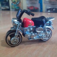 Hotwheel Honda Monkey