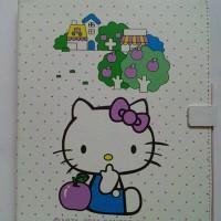 Flip Cover FlipCase Ipad 5 Ipad Air 9.7 Inch Hello Kitty Full Girl