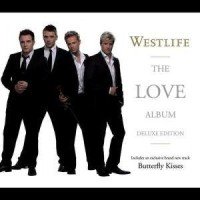 CD Westlife - The Love Album Deluxe Edition