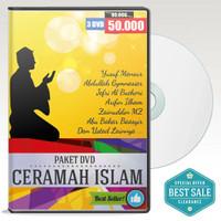 DVD Audio / MP3 Ceramah Agama Islam / Dakwah / Pengajian (3 DVD)