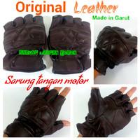 harga Sarung tangan motor pria kulit asli domba Garut keren murah STK-01 Tokopedia.com