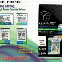 BATTERY / BATERAI COMFORT FOR BB / BLACKBERRY TORCH 9800 DOUBLE POWER