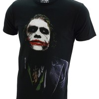 harga Kaos/baju Distro Superhero The Joker - Why So Serious Tokopedia.com