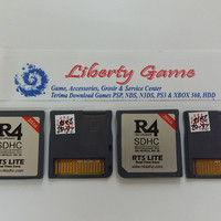 R4i SDHC DUAL CORE FOR NEW 3DS XL, 3DS XL, 3DS, DSi, DS Lite