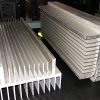 HEATSINK MODEL BUILD UP 30cm