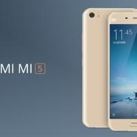 Xiaomi Mi5 GOLD LTE 4G Ram 3GB Memory 32GB Grs Distributor 1th (HOT!!)