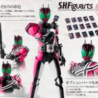 Bandai SHF S.H.Figuarts Kamen Rider Decade ORI