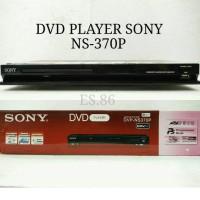 Dvd Player SONY DVP-NS370P USB, SD / MMC CARD