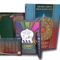 Al-Quran Al-Fatih Plus Talking Pen E-Pen