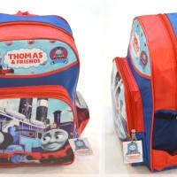Tas Ransel Thomas kereta karater kartun anak sekolah souvenir kado