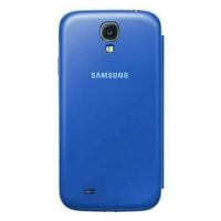 Samsung Original Galaxy S4 Flip Cover - Light Blue