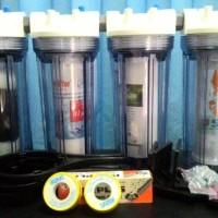 Paket Filter AIR Manganese + Sedimen + GAC + CTO