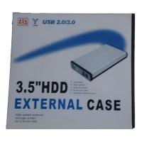 Casing Harddisk Eksternal - HDD External Case 3.5 Inch SATA