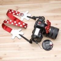 Camera Strap Mickey