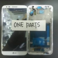 LCD + TOUCHSCREEN LG OPTIMUS G2 D802 ORIGINAL + FRAME